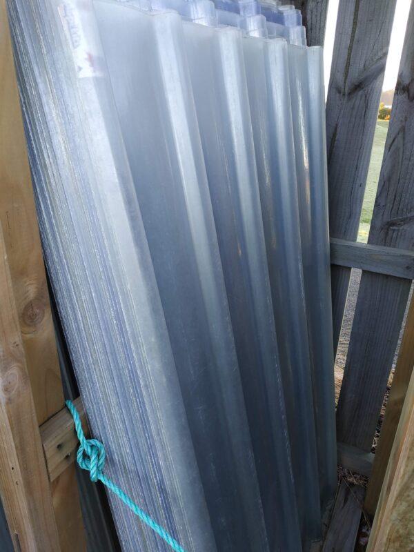 36713 Clearlite 1.5m Lengths Unused