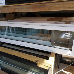 66314-1780x380mm White New DG Window