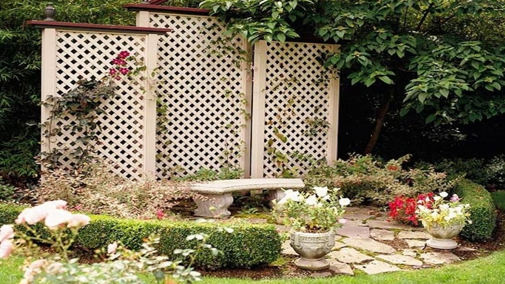 Turn Your Outdoor Living Space Into A Recycled Enchanted Garden