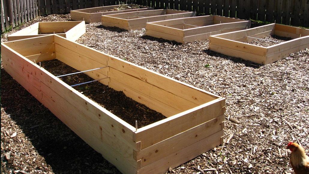 10 Ways With Garden Planter Boxes