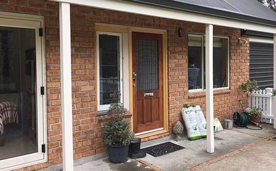 Recycled Door & Window