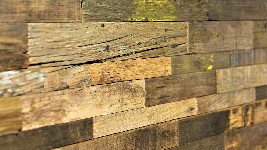 5 Ways With Recycled Timber Beams