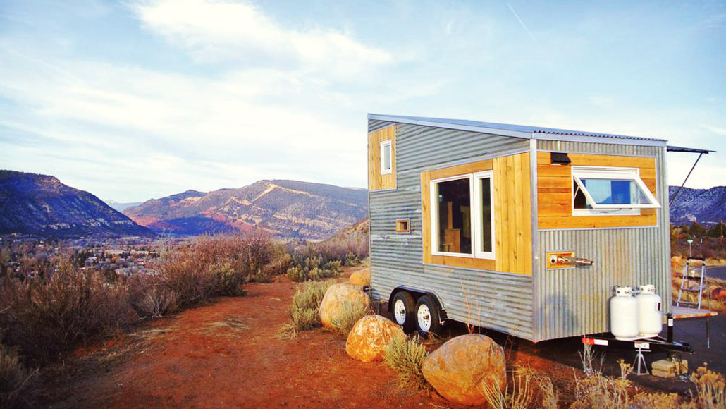 Build a Recycled Tiny Home