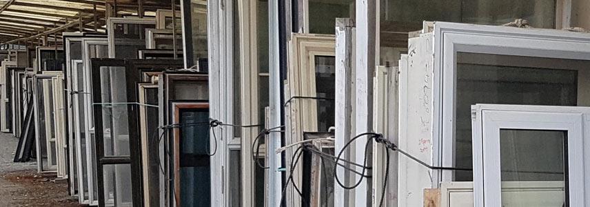 Restoring aluminium windows