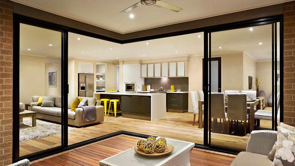 Our Top 3 Favourite Aluminium Sliding Door Designs