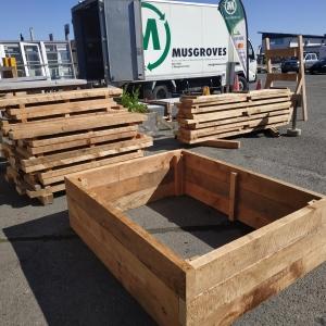 Planter Box Kitset 1500 x 1200 x 450mm