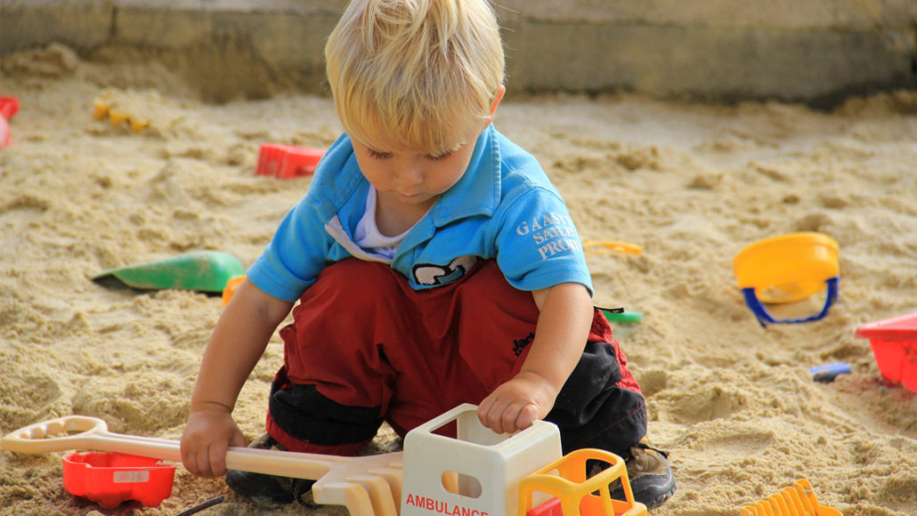 Top Tips for Building a Smashing Sandpit