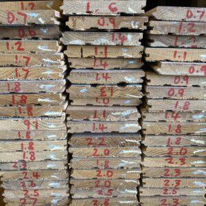 80822-Oak T&G Flooring Pocket