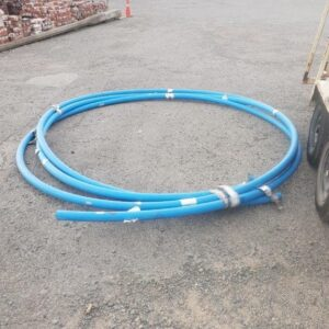 90561 Plastic Pipe Blue coil