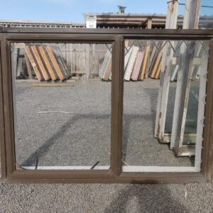 90793 Brown Alloy Window A ext