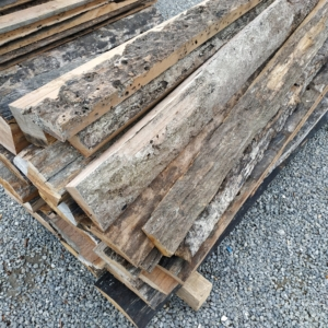 Hardwood Rustic Edging or Posts 1800mm New