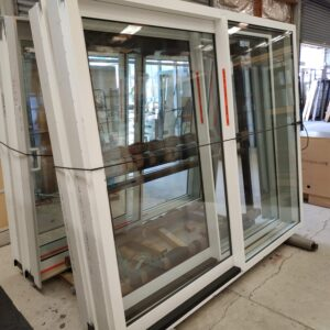 90857 Sliding Aluminium Door External