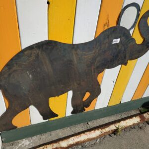 91706 Elephant Ornament