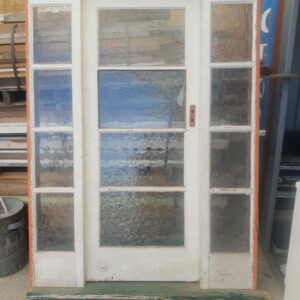 91868 Door with sidelight ext