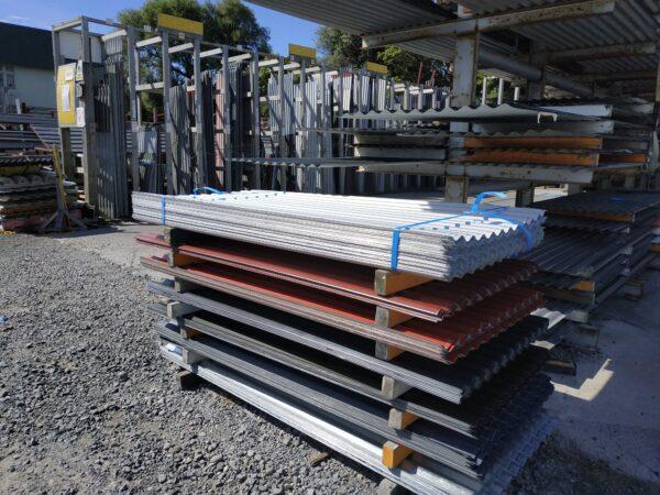 34771 1.8m Lengths Zinc Corrugated
