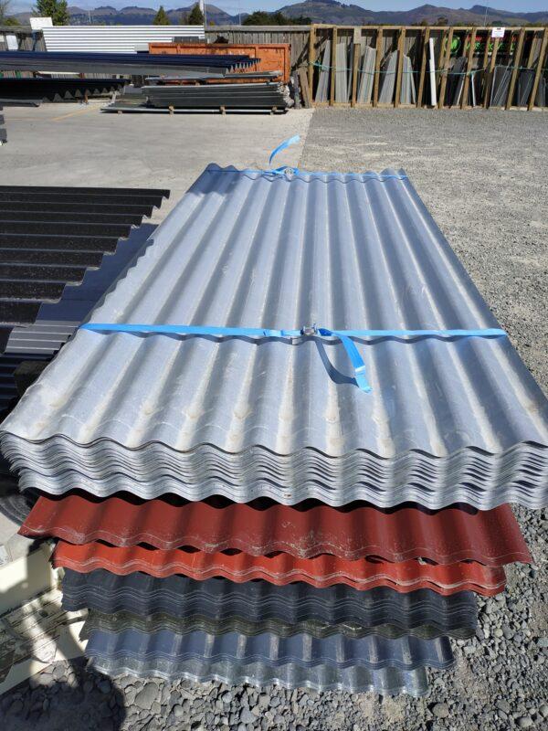 34771 Zinc Corrugated
