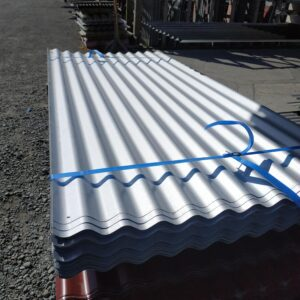 34771 Zinc Corrugated 760 Cover