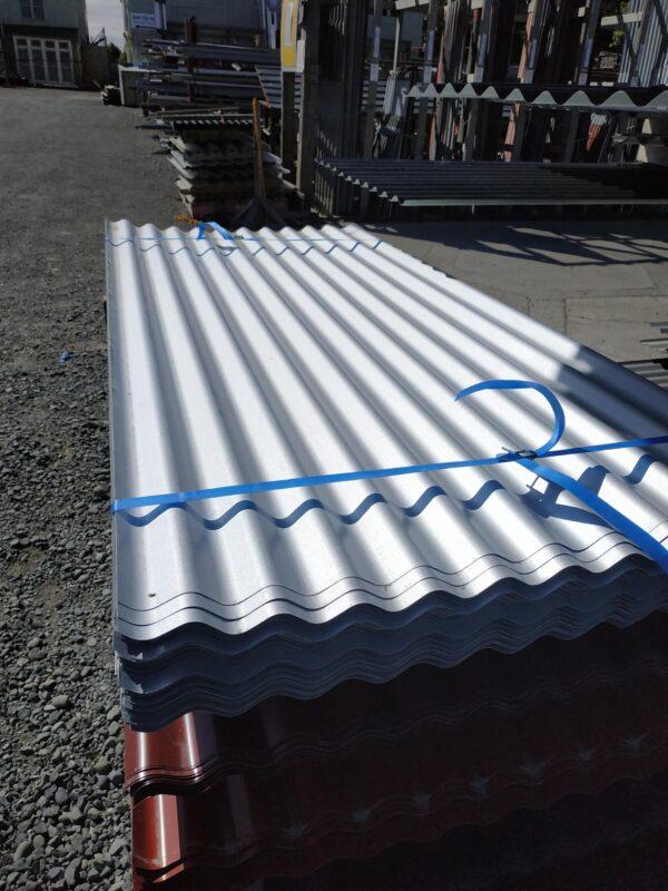 34771 Zinc Corrugated 760 Cover