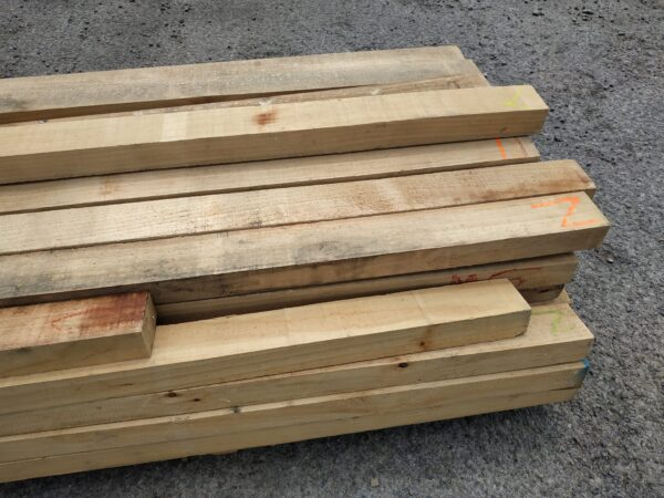 91852 Pine Untreated 75x50mm