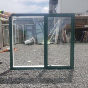 86230 Green DG Aluminium Window ext
