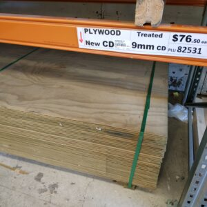82531 9mm CD Treated Ply