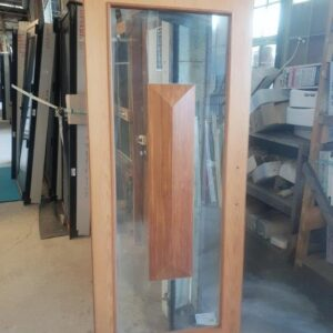 93298 Pine Internal Safety Glass Door side B