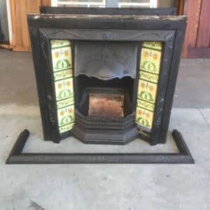 57247 Cast Iron Fire Surround