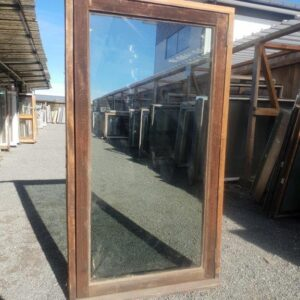 91595 Cedar Wooden Window ext