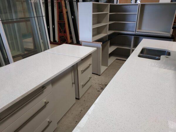 94374 Kitchen Benches x 3