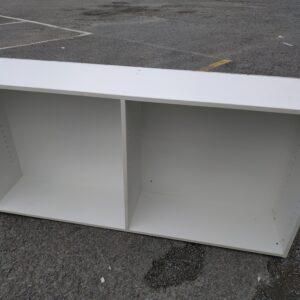 94769 White Shelf Unit