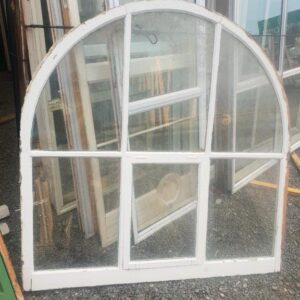 94974 Wooden Arch Sash ext