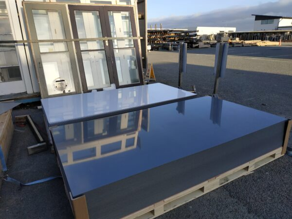 93666-Aluminium Composite Material Panel